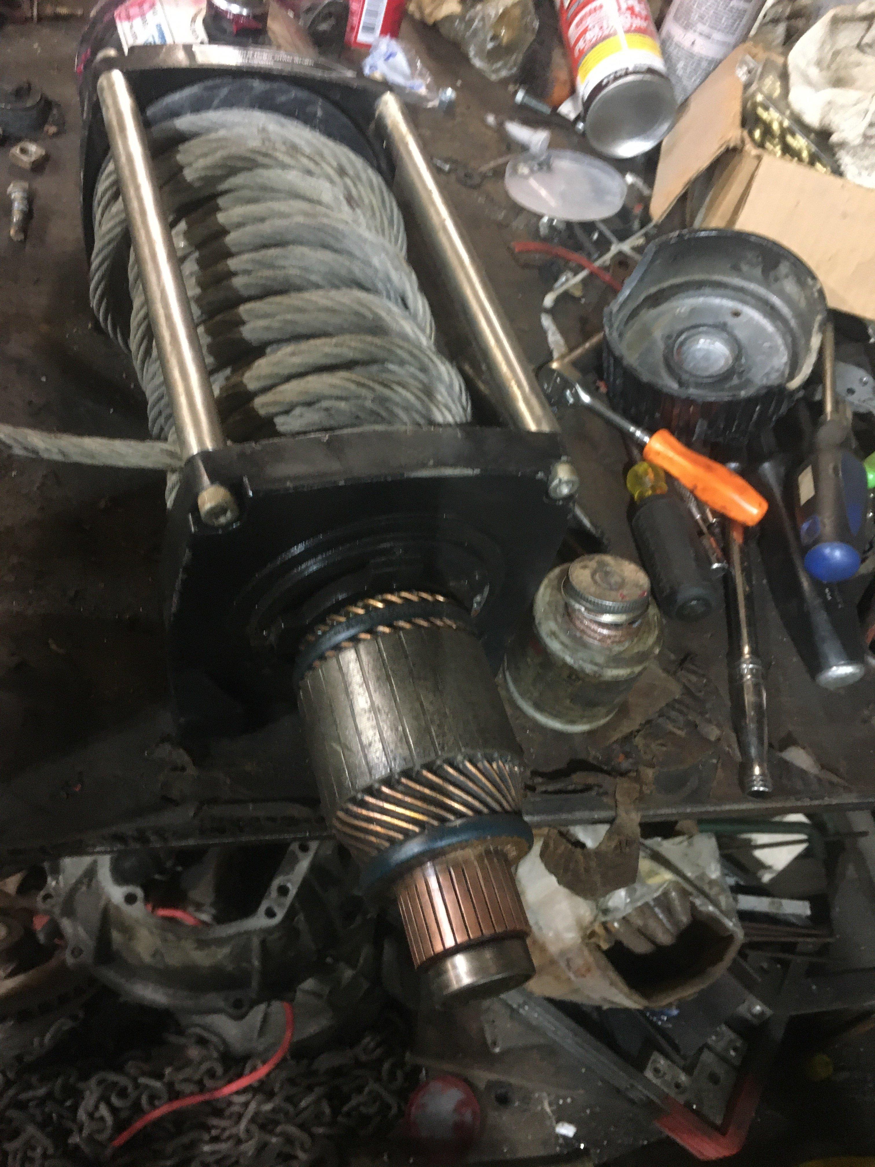 Viper 13000 motor reassebly.JPG
